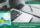 DaF Unterrichtsidee Wortschatz