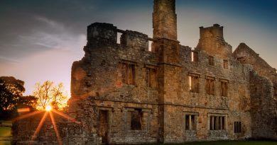 Barnard Castle Barney Castle