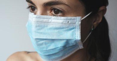 Mund-Nasen-Schutz