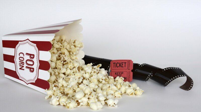 """Übung: Wörter rund ums Thema """"Film"""""""