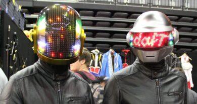 Les Daft Punk, c'est fini