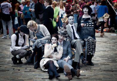 The Edinburgh Festival Fringe returns